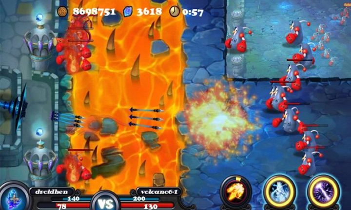 Defender II 1.4.6 دانلود بازی مدافع 2 اندروید + مود