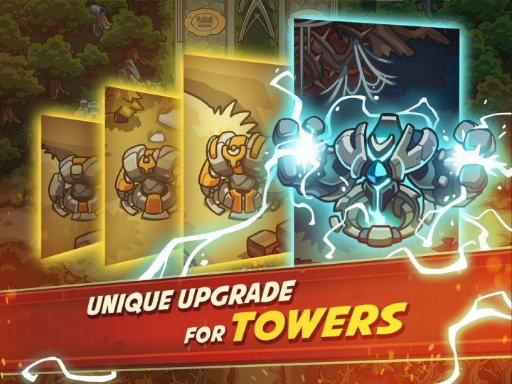 Empire Warriors TD Premium 0.7.8 دانلود بازی جنگجویان امپراطوری + مود