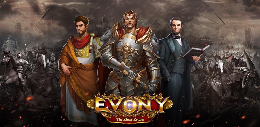 Evony: The King's Return 3.2.7 دانلود بازی بازگشت پادشاه اندروید