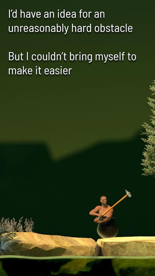Getting Over It with Bennett Foddy 1.9.2 دانلود بازی خاص اندروید