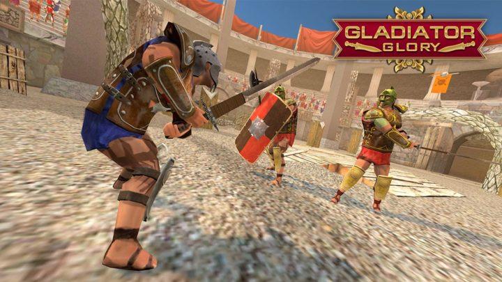 Gladiator Glory 4.7.1 دانلود بازی شکوه گلادیاتور اندروید + مود