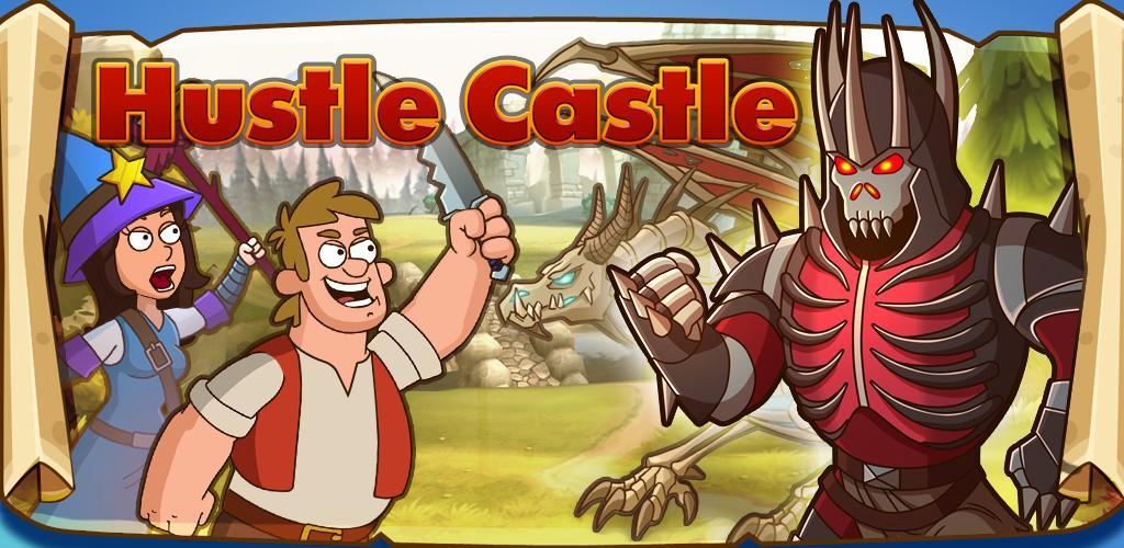 Hustle Castle: Fantasy Kingdom 1.8.4 دانلود بازی قلعه پادشاه اندروید + مود