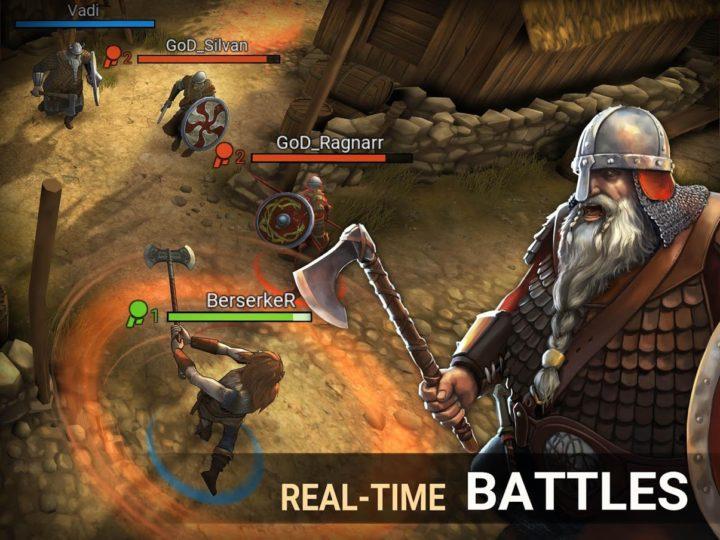 دانلود I, Viking 1.17.0.42062 – بازی من وایکینگ اندروید