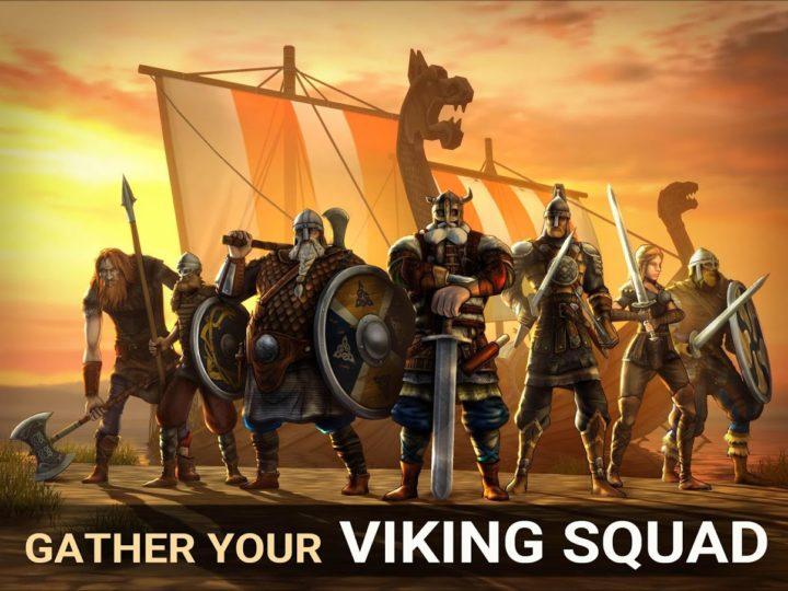 دانلود I, Viking 1.19.0.51804 بازی من وایکینگ اندروید + مود