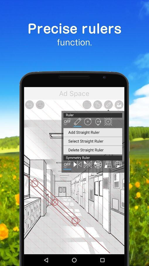 دانلود ibis Paint X PRO 7.1.0 برنامه طراحی و نقاشی برای اندروید