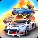 دانلود Overload: Online PvP Car Shooter Game 4.0.2 بازی جنگ ماشین ها اندروید + مود