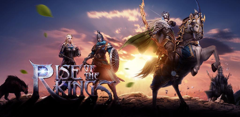 Rise of the Kings 1.3.9 دانلود بازی قیام پادشاهان اندروید + دیتا