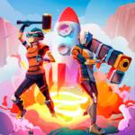 دانلود Rocket Royale 2.1.5 بازی اکشن راکت رویال اندروید + مود