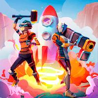 دانلود Rocket Royale 1.8.9 – بازی اکشن راکت رویال اندروید + مود