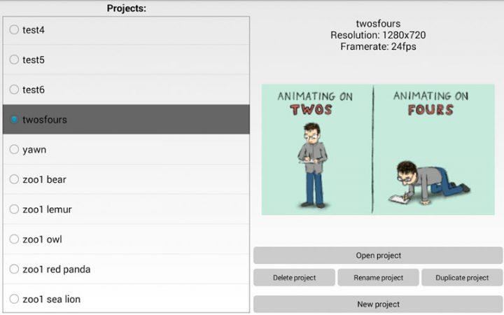 RoughAnimator 1.6.8 دانلود نرم افزار کارتون و انیمیشن سازی اندروید