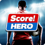 Score! Hero 1.77 دانلود بازی فوتبال سبک جدید اندروید + مود