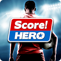 Score! Hero 1.751 دانلود بازی فوتبال سبک جدید اندروید + مود