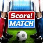دانلود Score! Match 1.99 بازی مسابقه فوتبال آنلاین اندروید