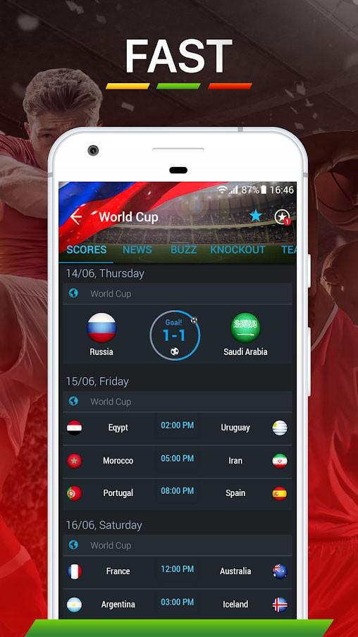 365Scores Premium 5.5.5 دانلود برنامه نتایج زنده فوتبال اندروید