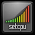 SetCPU for Root Users 3.1.4 دانلود نرم افزار ارتقا پردازنده اندروید