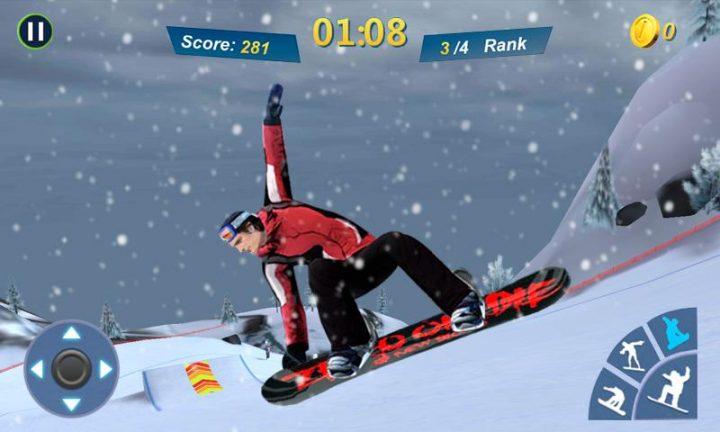Snowboard Master 3D 1.2.2 دانلود بازی استاد اسنوبرد اندروید + مود