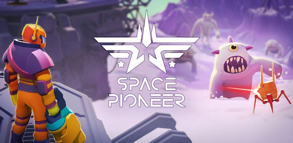 Space Pioneer 1.10.4 دانلود بازی پیشگام فضایی اندروید + مود