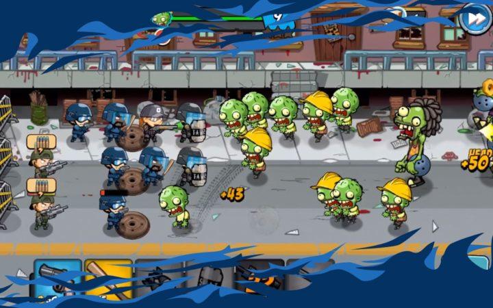 SWAT and Zombies Season 2 1.2.7 دانلود بازی گروه ضربت اندروید + مود