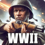 دانلود World War Heroes 1.26.0 بازی قهرمانان جنگ جهانی اندروید + مود