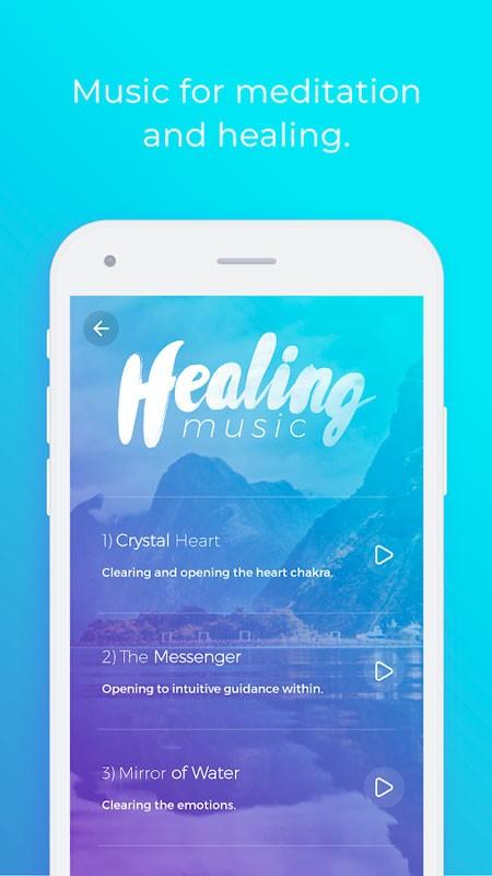 دانلود Zen – Relax and Meditations Pro 3.4.3 برنامه مدیتیشن اندروید