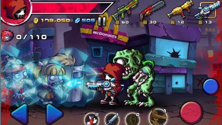 دانلود Zombie Diary 1.3.3 – بازی خاطرات زامبی اندروید + مود