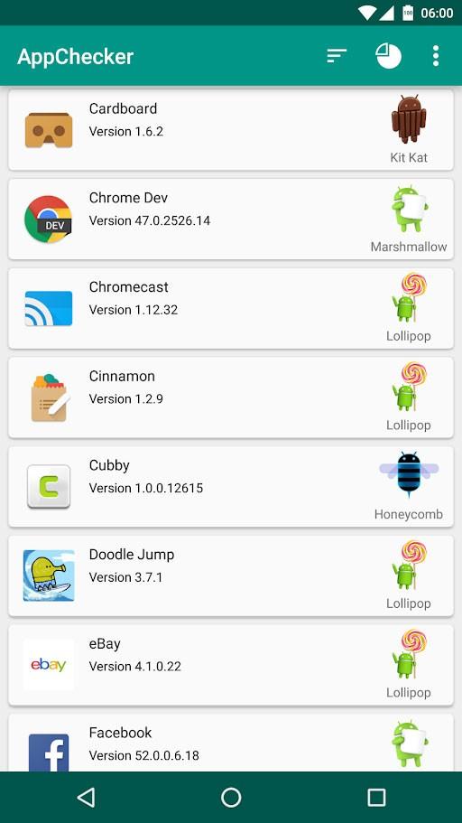 دانلود AppChecker Pro – List APIs of Apps 2.5.1 بررسی API برنامه های نصب شده