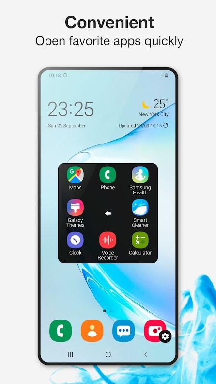 دانلود Assistive Touch for Android VIP 2.7.10 – برنامه دستیار لمسی اندروید