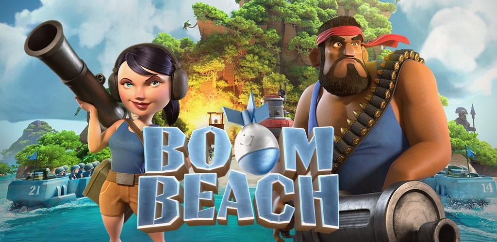 دانلود Boom Beach 40.77 – بازی استراتژیک بوم بیچ اندروید