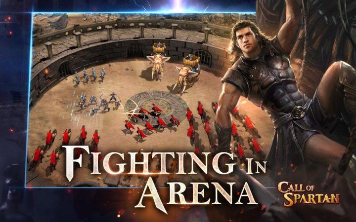 دانلود Call of Spartan 4.1.7 – بازی ندای اسپارتان اندروید