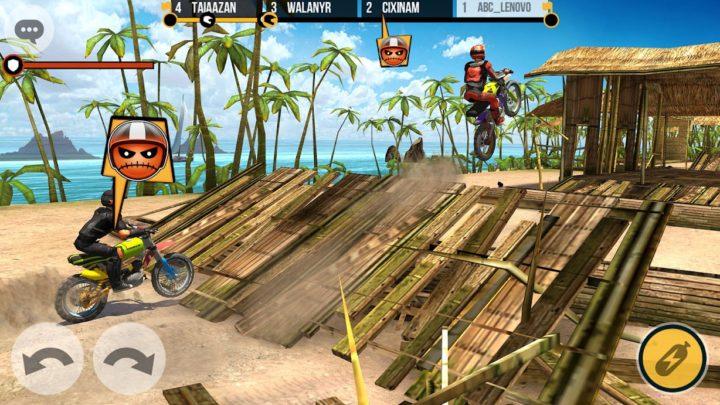 دانلود Clan Race 1.3.2 بازی موتور سواری مسابقه قبیله اندروید