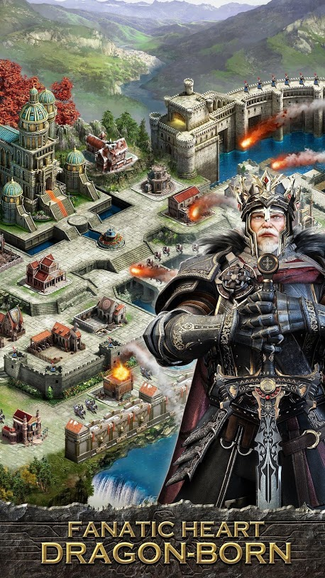 دانلود Clash of Kings 6.35.0 بازی کلش اف کینگز اندروید