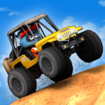 Mini Racing Adventures 1.17.4 دانلود بازی ماشین سواری چند نفره اندروید + مود