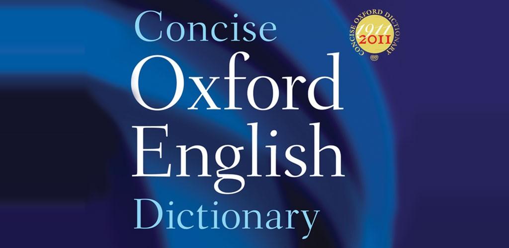 Concise Oxford English Dictionary Premium 10.0.407 دانلود دیکشنری اختصاری انگلیسی اندروید