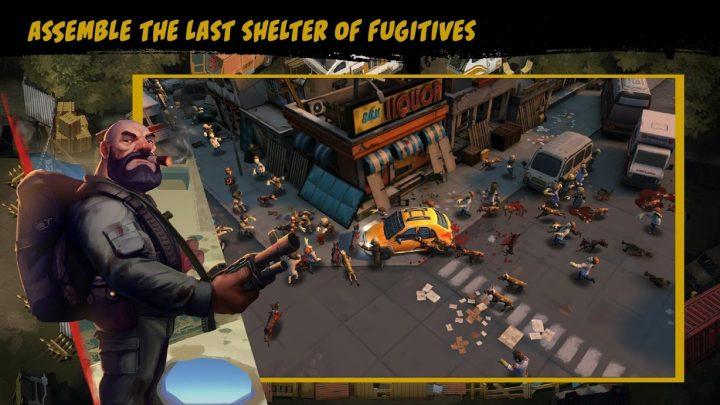 Deadly Convoy 1.0.1 دانلود بازی کاروان قاتل اندروید