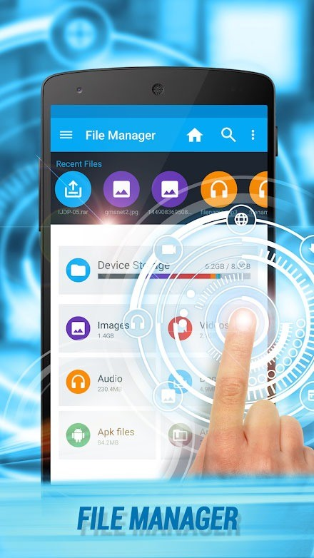 Download Manager for Android FULL 5.10.12026 نرم افزار مدیریت دانلود