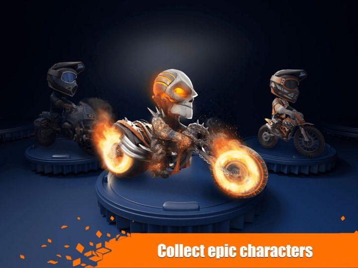 Elite Trials 1.0.42 دانلود بازی موتور کراس اندروید + مود