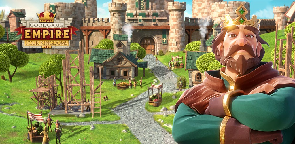 دانلود Empire Four Kingdoms 3.3.25 بازی امپراطوری چهار پادشاهی اندروید