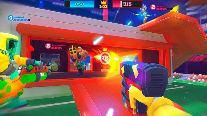 دانلود FRAG Pro Shooter 1.6.2 بازی اکشن تیراندازی قتل عمد اندروید + مود