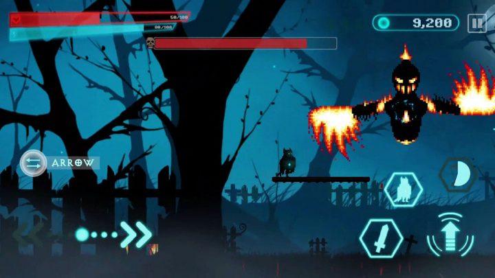 Gleam of Fire 1.8.0 دانلود بازی اکشن سوسو زدن آتش اندروید