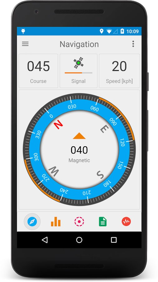 GPS Signal Premium 22.0.4 دانلود برنامه اطلاعات جی پی اس اندروید