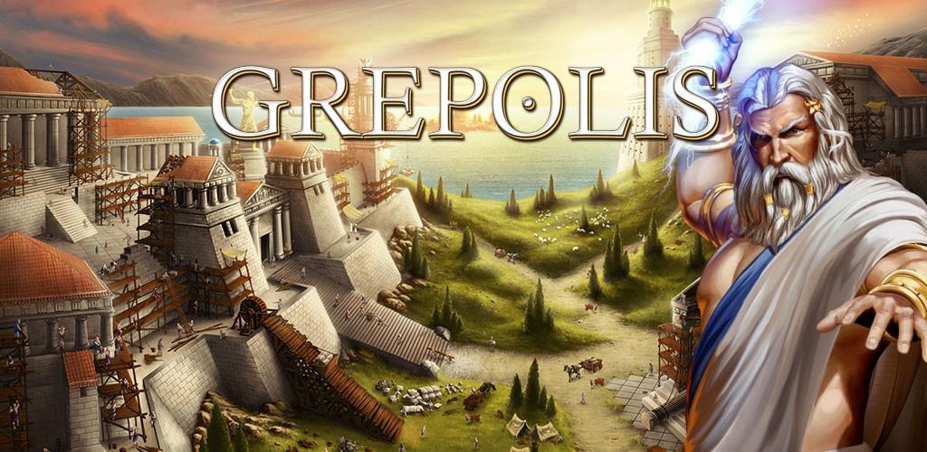 Grepolis 2.195.1 دانلود بازی استراتژیک یونان باستان اندروید