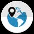 Intrace: Visual Traceroute Premium 1.52 ردیابی مسیر حرکت بسته های شبکه ای