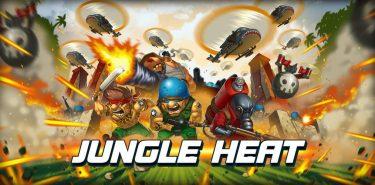 Jungle Heat 2.1.2 دانلود بازی رهبری ارتش در جنگل اندروید