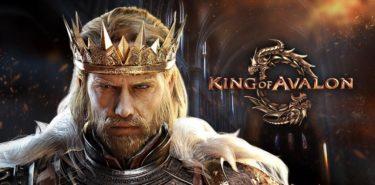 دانلود King of Avalon: Dragon Warfare 6.8.5 بازی پادشاهی آوالون: جنگ اژدها اندروید