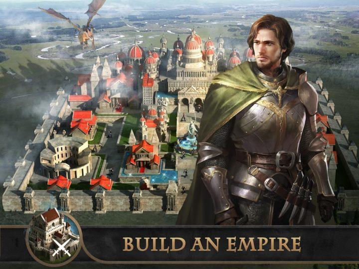 دانلود King of Avalon: Dominion 9.5.0 بازی پادشاهی آوالون: جنگ اژدها اندروید