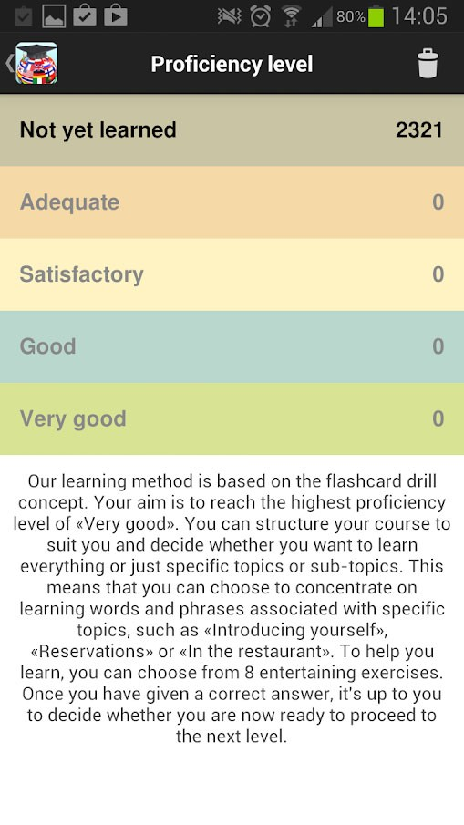 Language Coach 3.2.8 دانلود نرم افزار مربی زبان اندروید + دیتا