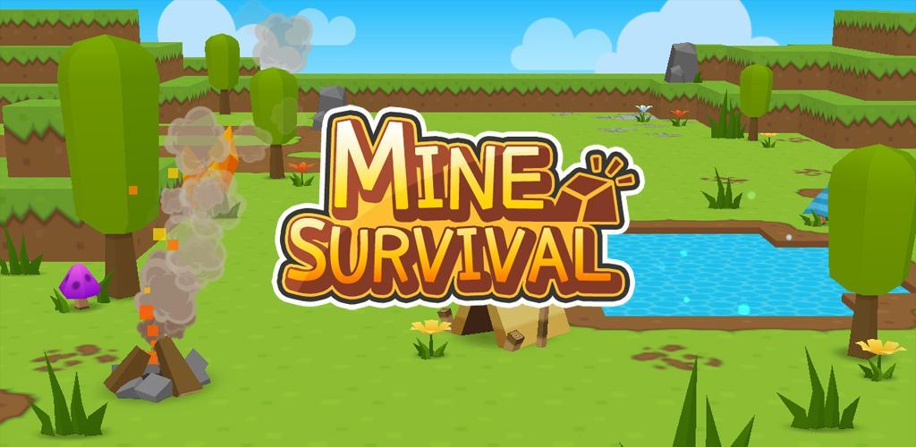 Mine Survival 2.1.8 دانلود بازی ماجراجویی کندوکاو اندروید + مود