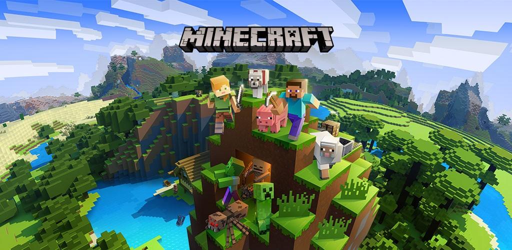 دانلود Minecraft 1.14.1.3 – بازی ماین کرافت برای اندروید + مود