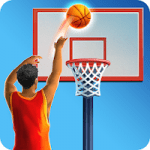 Basketball Stars 1.18.0 دانلود بازی ستاره های بسکتبال اندروید + مود
