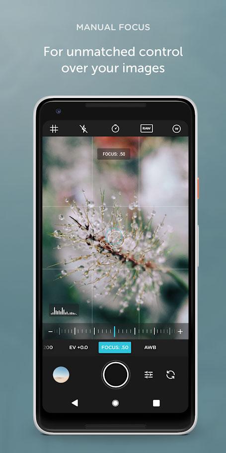 Moment – Pro Camera 1.3.10 دانلود دوربین حرفه ای اندروید